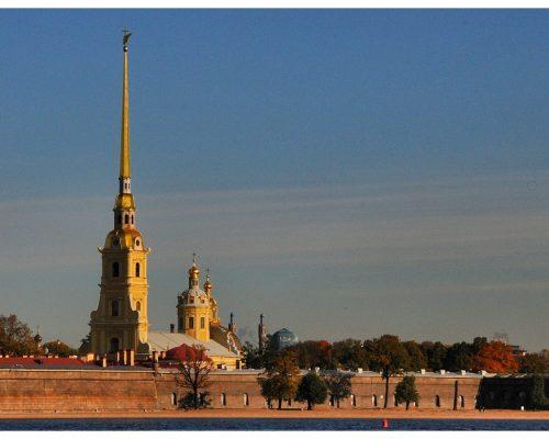 St Petersburg Oktober 2018